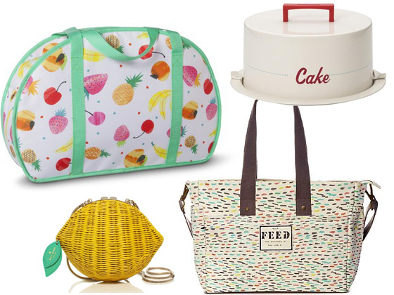 Fashion_Nerd_Kate_Spade_Vita_Riva_Wicker_Lemon_Purse_Oh_Joy_For_FEED_Diaper_Bag_Oh_Joy_Insulated_Soft_Cooler_Target_Cake_Boss_Cake_Carrier